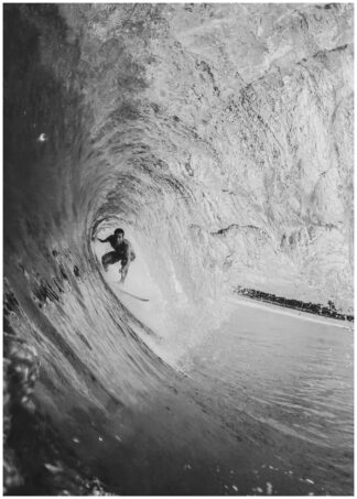 in the  big wave